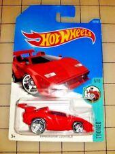 Hot Wheels Lamborghini Countach Tooned 6/10