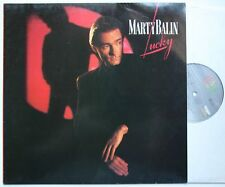 Marty Balin Lucky German 1983 LP Jefferson Airplane