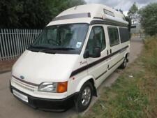 Diesel 1995 Campervans & Motorhomes with Back Seat Safety Belts