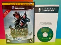 Medal of Honor Frontline - Nintendo GameCube Game NGC Tested Rare