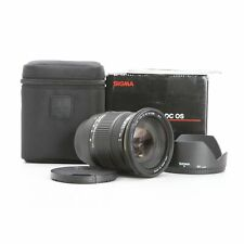 Nikon Sigma EX 2,8/17-50 DC IF HSM OS + NEU (229718)