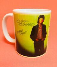 CLIFF RICHARD GREEN LIGHT 1978 ALBUM COVER  ON A MUG.