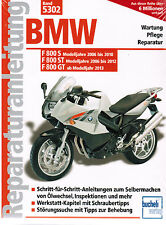 Buch Reparaturanleitung BMW F 800 S / ST / GT F800S / F800ST / F800GT Band 5302
