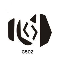 1 Set Non-slip Mouse Feet Skates Pad For Logitech G502 Games Foot Sticker