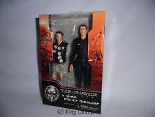 Figurine - Terminator Genisys serie 1 - T-1000 Police Disguise - 18 cm - NECA