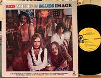 Blues Image: Red White & Blues Image Vinyl LP Atco SD 33-348 VG, Gatefold