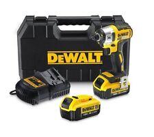 Dewalt DCF886 P2 18v XR Brushless Impact Driver 2 x 5.0ah Batts + Charger DCF886