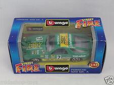 [PF3-38] BBURAGO BURAGO 1/43 STREET FIRE #4110 PORSCHE 928 GR. A APPLE COMPUTER