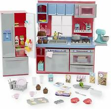 Journey Girls Deluxe Gourmet Kitchen and Baking Set Kid Toy Gift