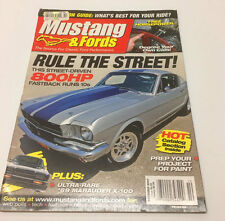 Mustang and Fords Magazine - October 2007