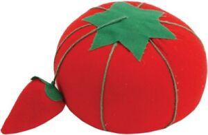 Tomato Pin Cushion Emery Strawberry W Large Pincushion 2 3 Pink 4 Sewing