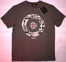MERC MENS TARGET SCOOTER PRINT TEE SHIRT IN COMBAT GREEN SIZE M NWT