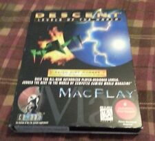 Descent Levels of the World Mission Disk 1 MAC