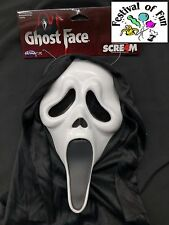 OFFICIALLY LICENSED SCREAM MASK ~ Ghost Face Movie Mask ~ Brand New Scre4m