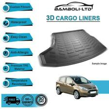 3D CARGO LINER BOOT LINER REAR TRUNK MAT FOR FORD B-MAX HB 2013-UP