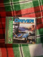Driver You Are The Wheelman (Sony PlayStation, PS1 1999) Complete Tested