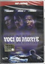 DVD NEW - VOCI DI MORTE