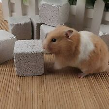 New listing Toys for Hamster 9 Pack Bunny Chew Toys for Teeth Grinding Chinchilla Treat Usa