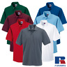 Russell MEN'S LADIES POLO SHIRT HARDWEARING WORKWEAR SUPERIOR WASH UNISEX XS-6XL