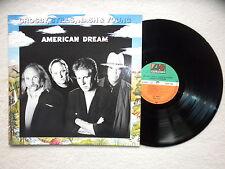 "LP CROSBY, STILLS, NASH & YOUNG ""American dream"" ATLANTIC 781 888-1 GERMANY §"