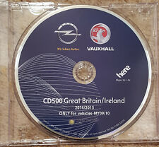 Car GPS Software & Maps for Vauxhall for sale | eBay