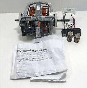 GE Appliance Genuine OEM Part WE17X10010 Dryer Motor Kit