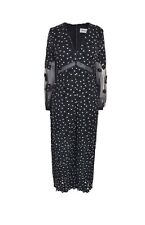 Self Portrait Lace Daisy Dot Jumpsuit Romper Dress Brand New BNWT UK 10