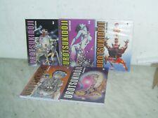 Urotsukidoji LOT DE 5 BD DU TOME 1 AU TOME 5  - Toshio Maeda