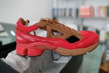RAF Simons + ADIDAS ozweego III LEATHER SNEAKERS 46 1/3 US 12,5 UK 12 NEW NUOVO