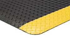 3'X 12' Approx 1/2''Thick Diamond Surface Anti Fatigue Matting Industrial Mats .