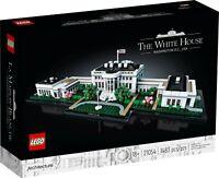 LEGO Architecture 21054 - La Casa Bianca NUOVO