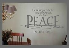Peace Art Wall Decals & Stickers