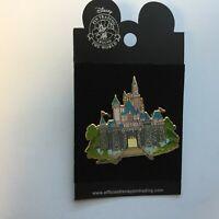 DLR - Sleeping Beauty Castle Disney Pin 29405