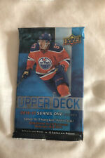 Various Unopened Hockey Packs from Upper Deck, Parkhurst and Score