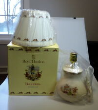 New ListingVintage Royal Doulton Bunnykins Electric Nursery Lamp Made in England Nib