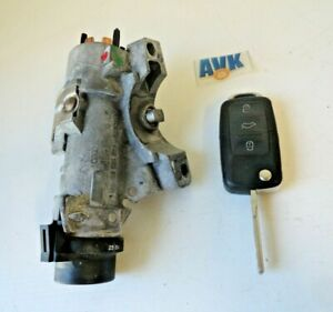 Zündschloss Schlüssel 4B0905851N-HF2 VW Polo 9N