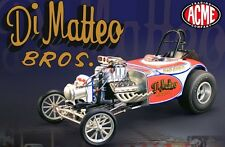 1968 DIMATTEO  Fuel Altered 1930's Ford Bantam roadster 1:18 GMP ACME 1800807