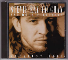 Stevie Ray Vaughan & Double Trouble - Greatest Hits - CD (epic 481025 2 )