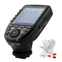 Godox Xpro-S TTL HSS Enabled Transmitter Wireless Flash Trigger for Sony+ Gift