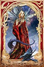 Alchemy Gothic: STARFALL sur Avalon-Maxi Poster 61 cm x 91,5 cm (new & sealed)