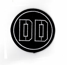 DD Diamond Dogs Hook and Loop Metal Gear Patch from The Phantom Pain