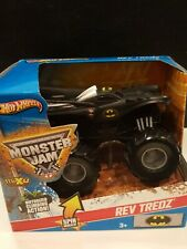 Hot Wheels Monster Jam Rev Tredz *Batman* Max-D