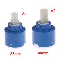 35mm/40mm replacement ceramic disc cartridge inner faucet valve water mixer  nh