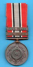 More details for british fire services association - long service medal - 10416 philip jennings