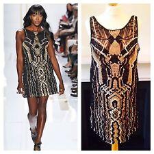 """*The Stunning CATWALK FT.""""NEAPOLI DRESS"""" DIANE VON FURSTENBERG RRP£670,- Medium"""