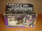 Original TRANSFORMERS G1 BOMBSHELL in Box VINTAGE Hasbro/Takara TOY Insecticon