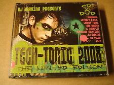 CD + DVD BOX / DJ MAKINA PRESENTS JUMP TONIC 2008 THE LIMITED EDITION