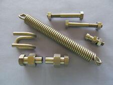 06-8810 NORTON SINGLE DOMINATOR FEATHERBED STAINLESS CENTRE STAND FITTING KIT