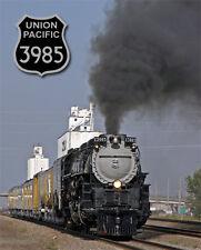 3985 Union Pacific Railroad Train Sturdy Metal Sign Logo Photo