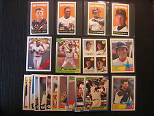 2013 TOPPS ARCHIVES SAN FRANCISCO GIANTS SP TEAM SET 23 CARDS  4-1, TALL BOY'S +